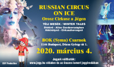 Russian Circus On Ice / Winter tales