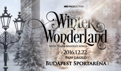 WINTER WONDERLAND with Frank Sinatra's songs